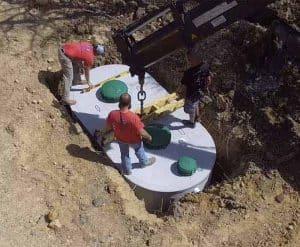 septic system in Bonham, TX