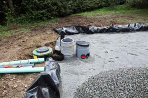 septic system in Sherman, TX
